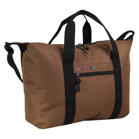 J World Lori Duffel Bag - Brown - image 1 of 3