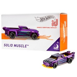 Hot Wheels id Solid Muscle