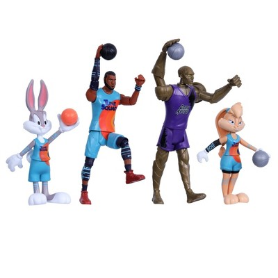 Space Jam: A New Legacy - Elite Toon Squad Action Figure 4 pack