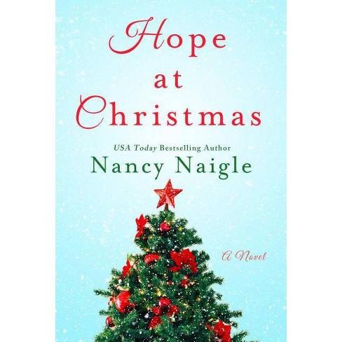 Hope at Christmas -  by Nancy Naigle (Paperback) - image 1 of 1