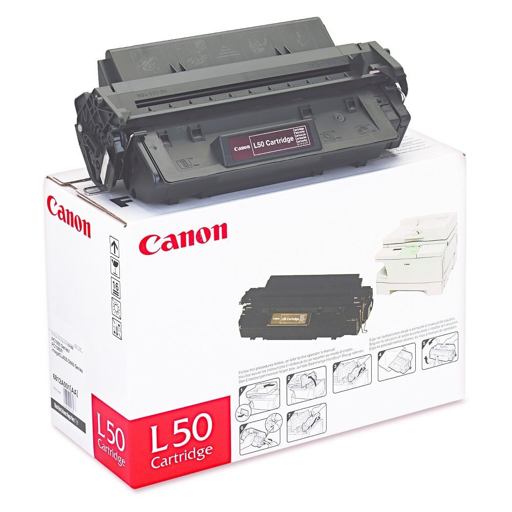 Canon L50 Toner - Black (CNML50)