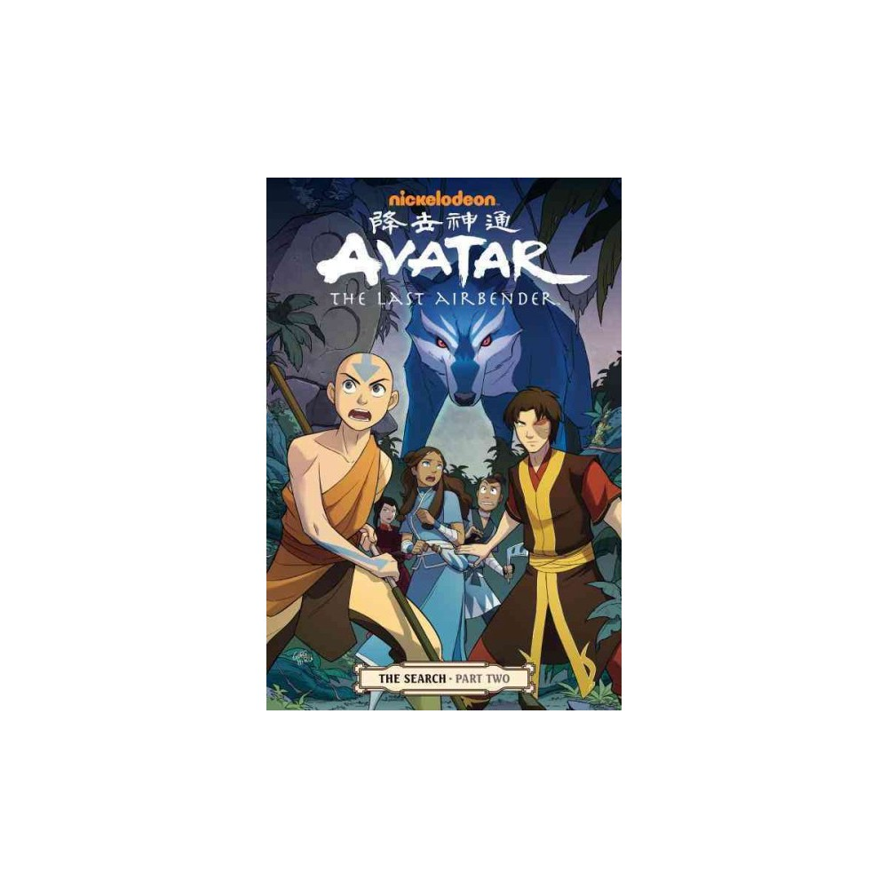 Search : The Search - (Avatar: the Last Airbender) by Gene Luen Yang (Paperback)