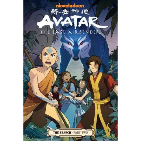 Search The Search Avatar The Last Airbender By Gene Luen Yang