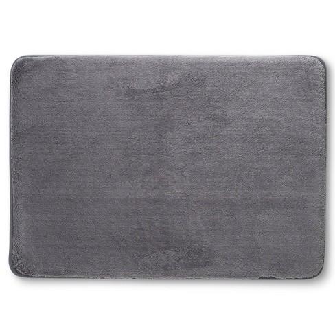 memory foam bath mats 20x60