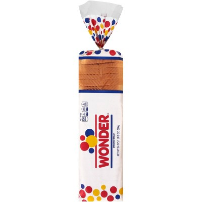 Wonder Classic White bread - 24oz