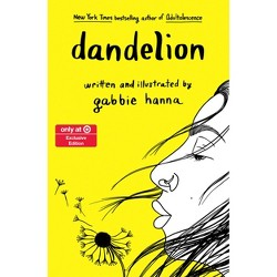 Dandelion - Target Exclusive Edition by Gabbie Hanna (Paperback)