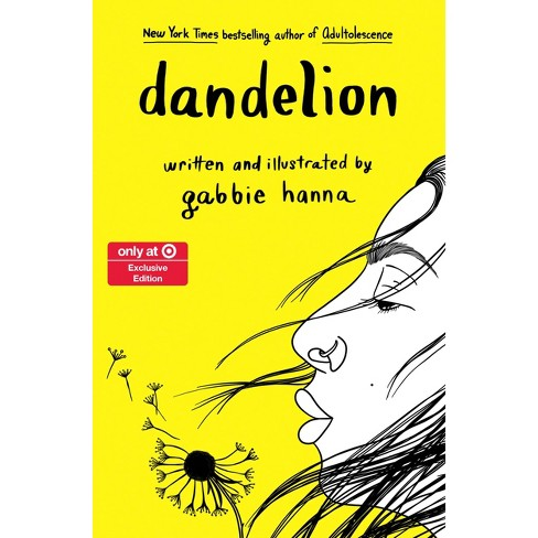 Dandelion - Target Exclusive Edition by Gabbie Hanna (Paperback) - image 1 of 1