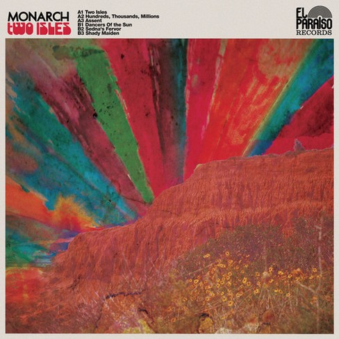 Monarch - Two isles (Vinyl) - image 1 of 1
