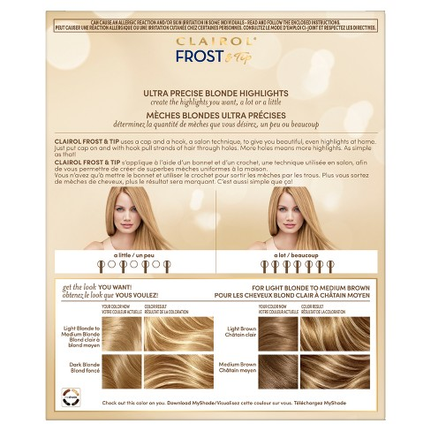 Clairol Nice N Easy Frost And Tip 1 Kit Target