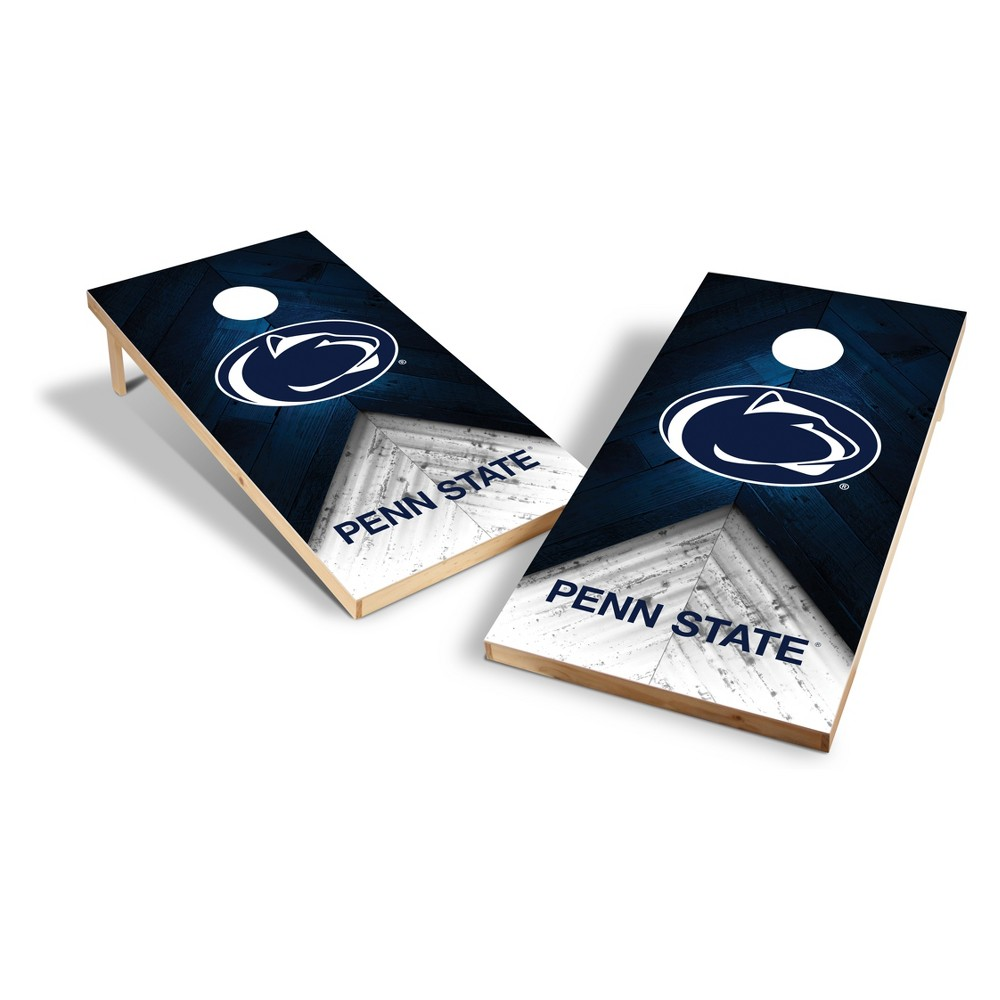NCAA Penn State Nittany Lions 2x4ft Tailgate Toss Cornhole Game