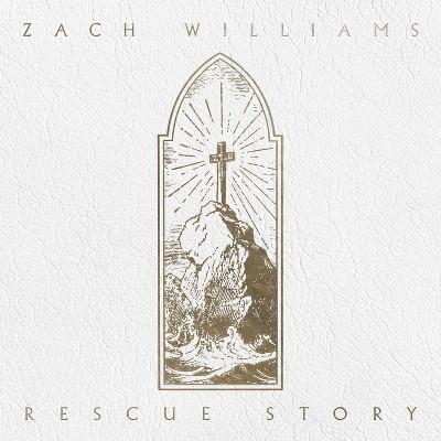 Zach Williams - Rescue Story (CD)
