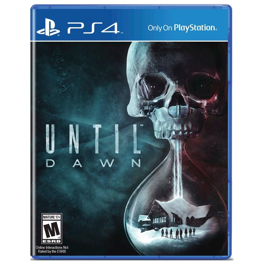 Until Dawn PlayStation 4, Video Games