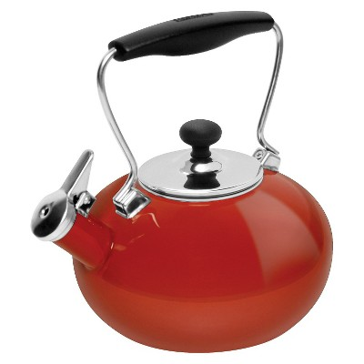 Chantal 1.8 Qt. Teakettle - Red