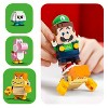 LEGO Super Mario Adventures with Luigi Starter Course 71387 Building Kit - image 4 of 4