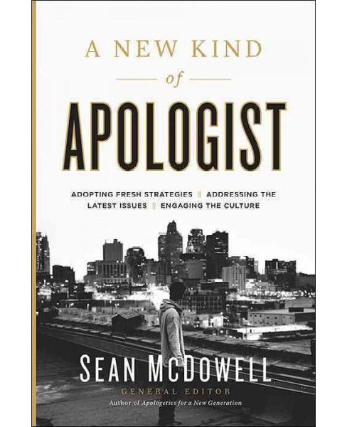 New Kind of Apologist (Paperback) (Sean McDowell) - image 1 of 1