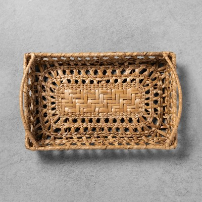 Woven Rectangle Serve Tray - Hearth & Hand™ with Magnolia