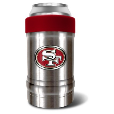 NFL 12oz Locker Double-Wall Can and Bottle Holder
