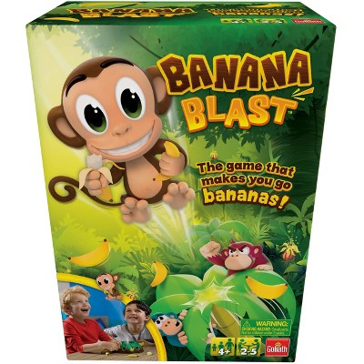 Goliath Banana Blast Game