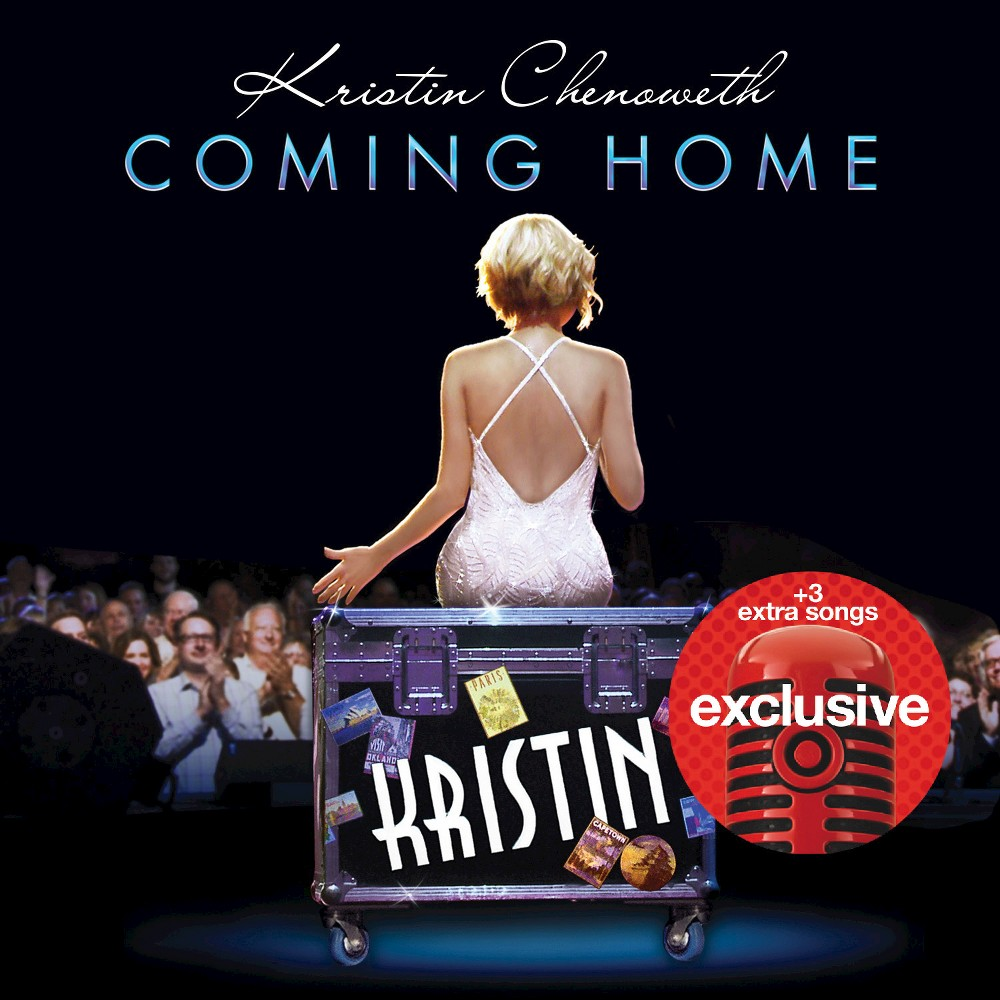 Kristin Chenoweth - Coming Home (Deluxe Edition) - Target Exclusive
