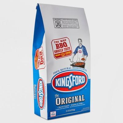 Charcoal Briquets - 15.4lb Bag - Kingsford
