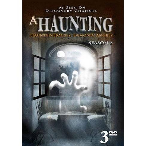 A Haunting: Season 3 (DVD) - image 1 of 1