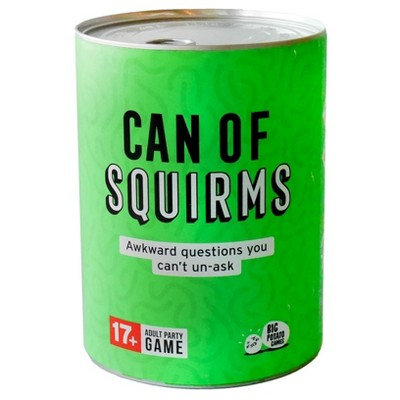 Can of Squirms Board Game