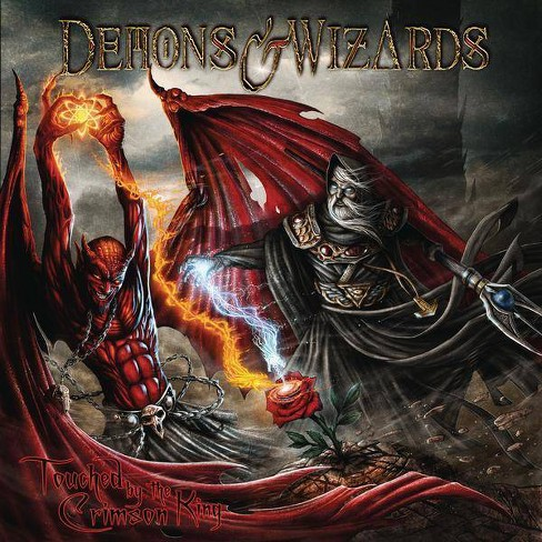 Demons  &  Wizards - Touched By The Crimson King (Vinyl) - image 1 of 1