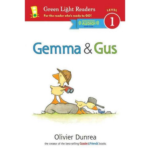 Gemma & Gus - (Gossie & Friends) by  Olivier Dunrea (Paperback) - image 1 of 1