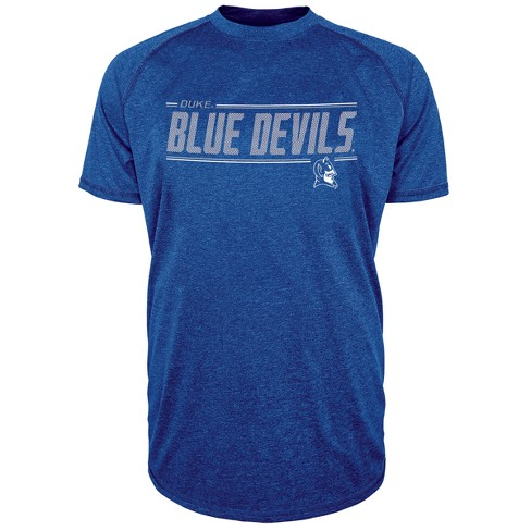 bfd5a24479e Duke Blue Devils Men s Team Speed Poly Performance T-Shirt   Target