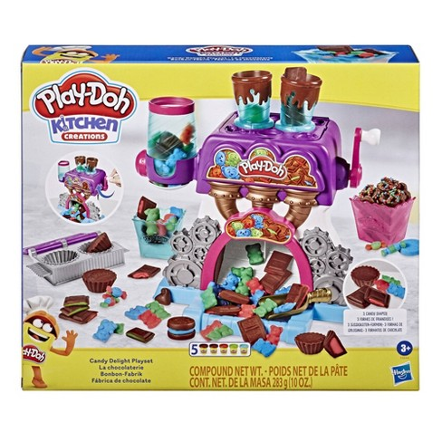 Play Doh Kitchen Creations Candy Delight Playset Target