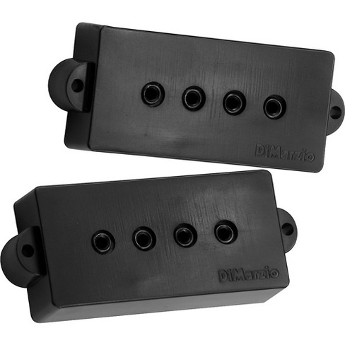 DiMarzio Model P DP122 Replacement Pickup for Fender P Bass - image 1 of 2