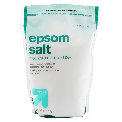 Epsom Salt Fresh Bath Soak- 8lb - Up&Up™ - image 1 of 1
