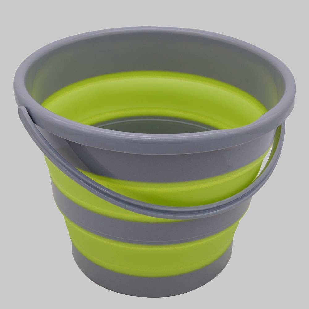 Image of Collapsible Bucket Green - Centurion