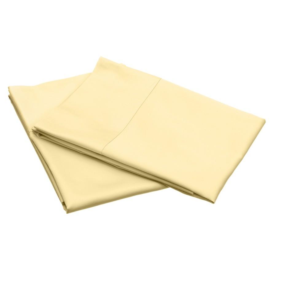 Outlast Temperature Regulating Pillowcase - Corn (King)