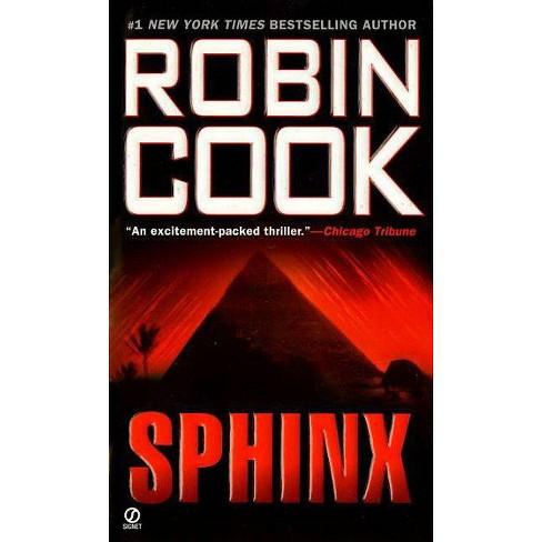 Sphinx - (Medical Thriller) by  Robin Cook (Paperback) - image 1 of 1
