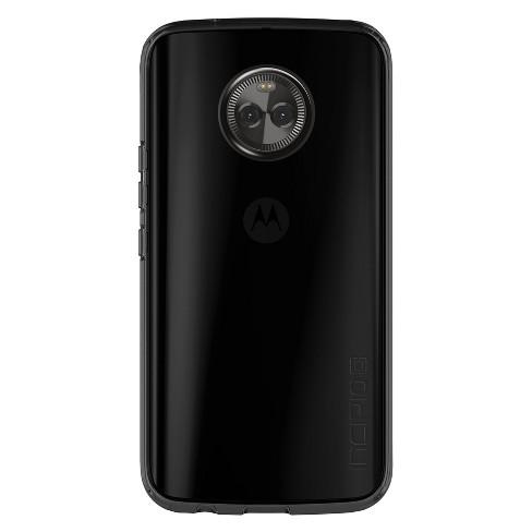 new concept 02736 6b1a7 Incipio Motorola E4 NGP Pure Case - Smoke