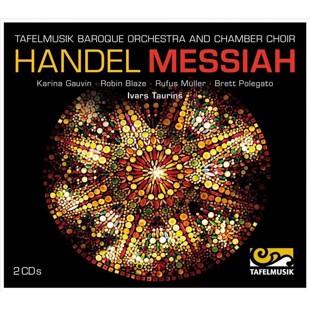 Tafelmusik Baroque O - Handel:Messiah (CD)