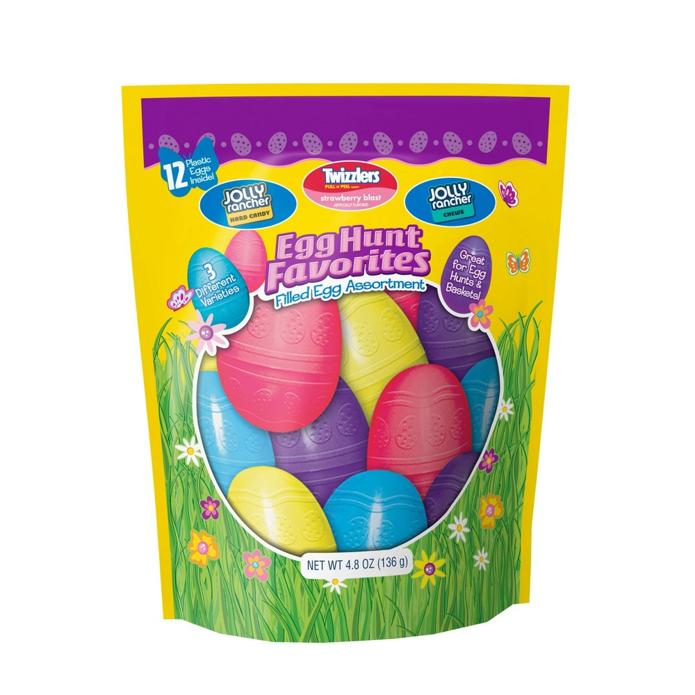Hershey's Easter Egg Hunt Favorites Assorted Non-Chocolate Candy - 4.8oz
