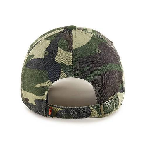 2828a020 MLB Men's San Francisco Giants Camouflage Cleanup Hat : Target