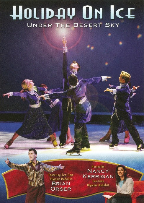 Holiday on ice:Under the desert sky (DVD) - image 1 of 1