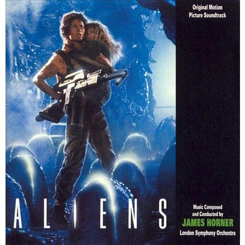James Horner Aliens Original Motion Picture Soundtrack Cd Target