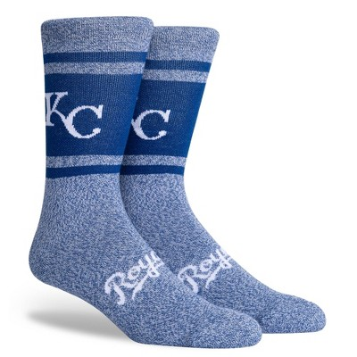 MLB Kansas City Royals Varsity Crew Socks
