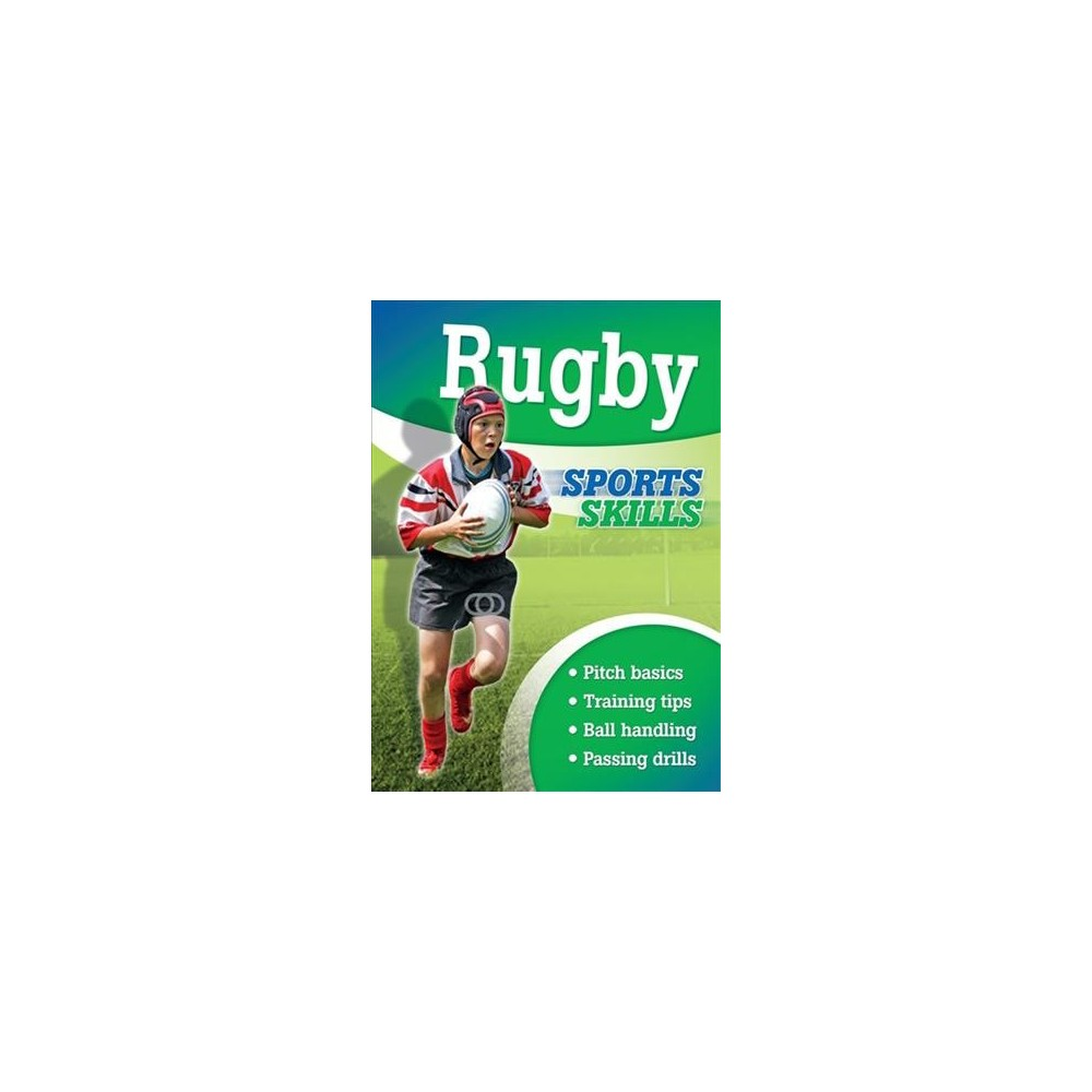 Rugby - (Sports Skills) by Clive Gifford (Paperback)