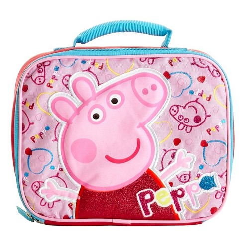 "Entertainment One 7.5"" Peppa Pig Lunch - Pink - image 1 of 1"