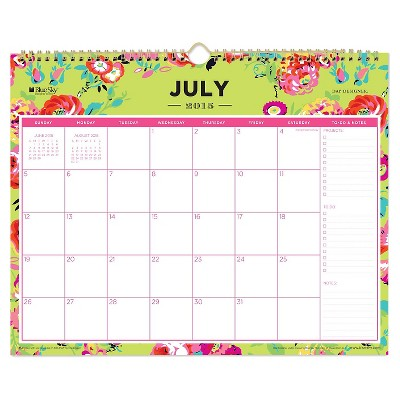 picture about Day Designer Target identify Working day Designer Wall Calendar 15\