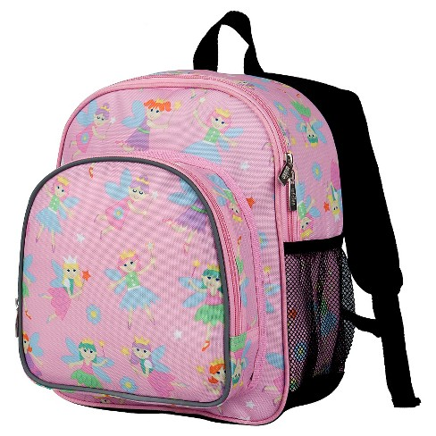 "Wildkin Olive 12"" Kids' Fairy Princess Pack 'n Snack Backpack - image 1 of 1"