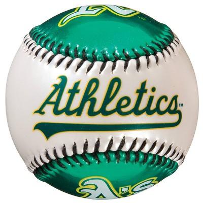 MLB Oakland Athletics Soft Strike Baseball