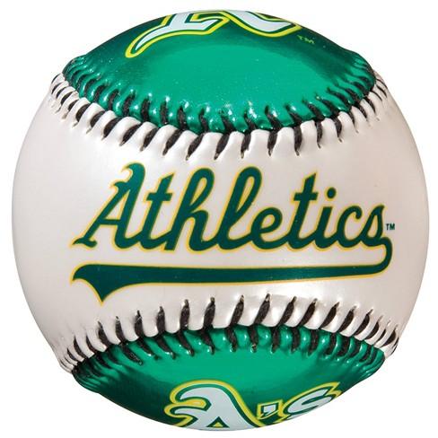 MLB Oakland Athletics Soft Strike Baseball - image 1 of 2