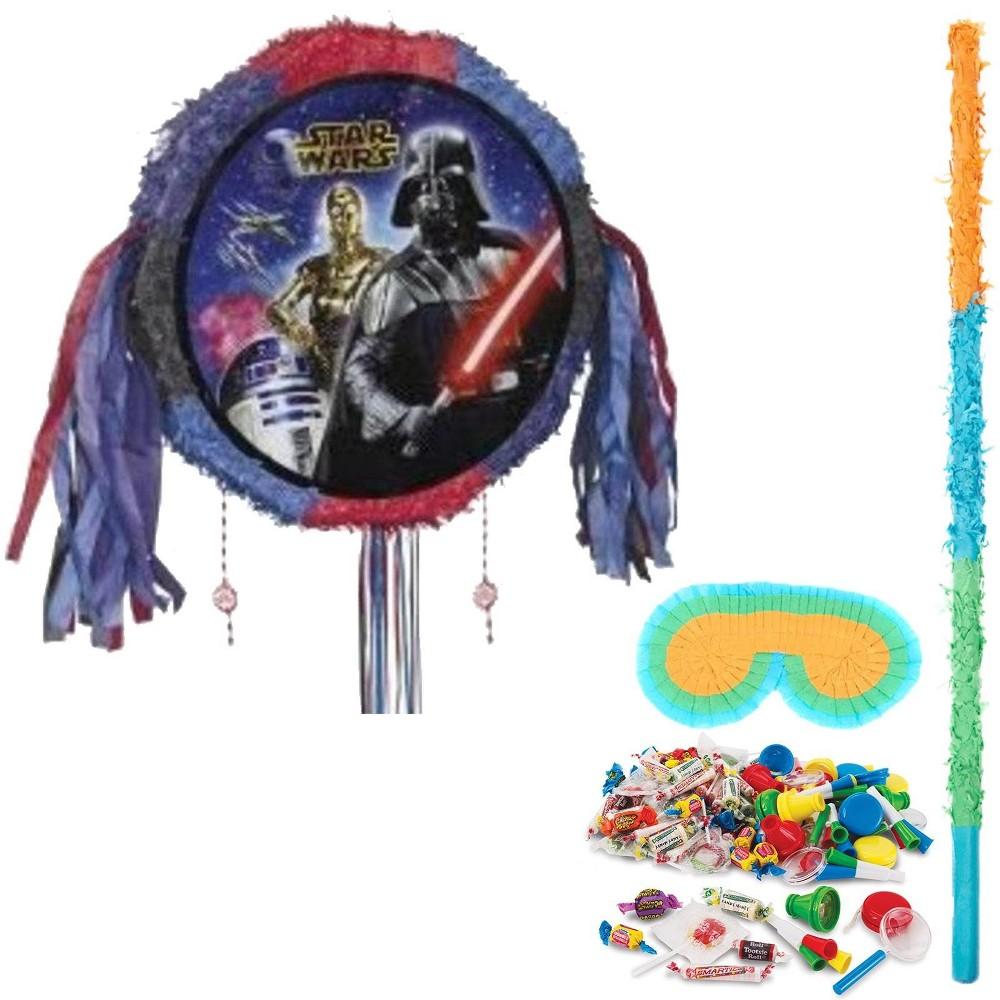 Star Wars Classic Pinata Kit, Multi-Colored