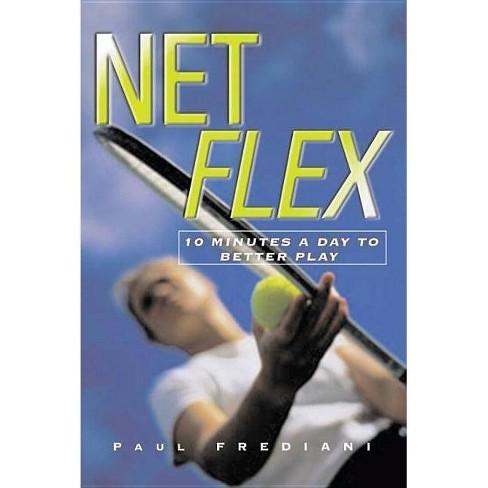 Net Flex - (Sports Flex) by  Paul Frediani (Paperback) - image 1 of 1
